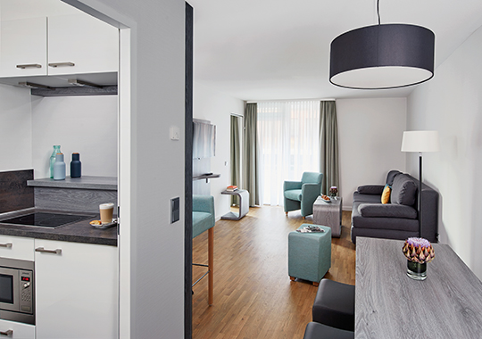 Living Hotel nuernberg-apartment-superior-plus-09-043