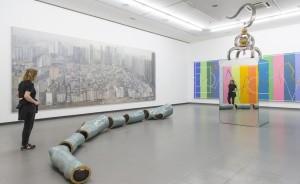 CHINA 8: Overview - Blicke auf China (Ausstellungsansicht) © NRW-Forum Düsseldorf, Foto: Andreas Kuschner / ALIMONIE