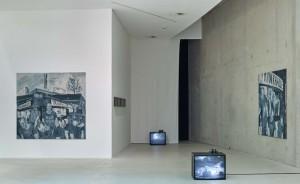 Felix Reinecker, Installationsansicht K.I.T.