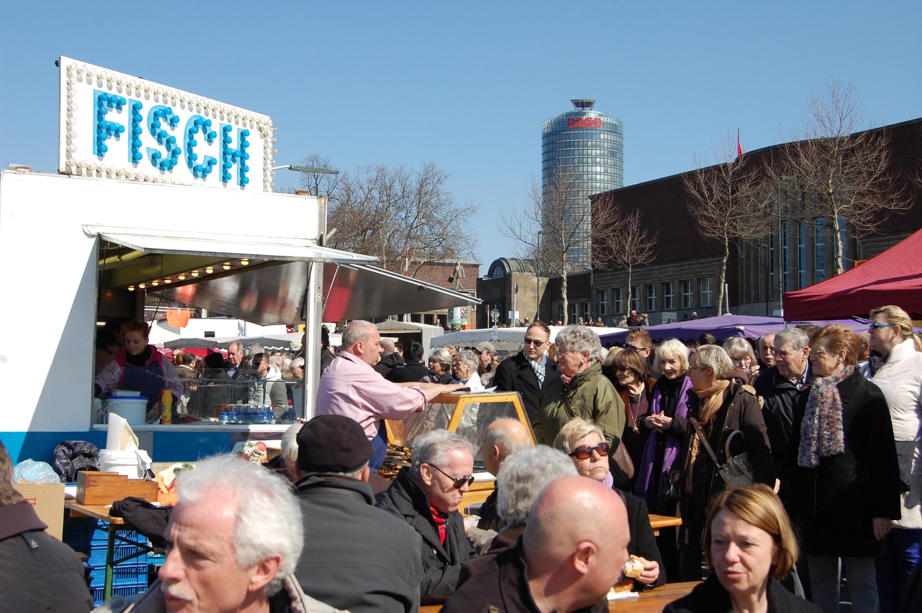 Fischmarkt Düsseldorf