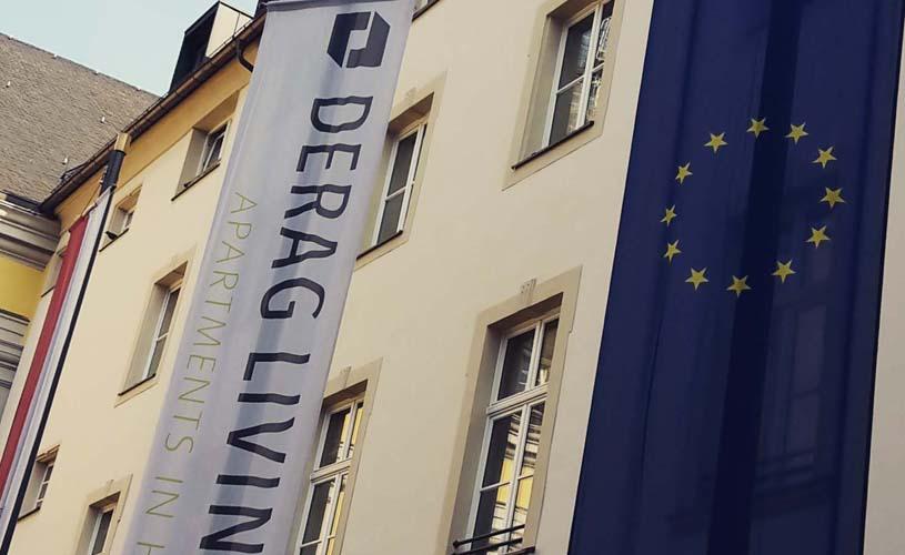 Das Living Hotel De Medici begrüßt Europa!