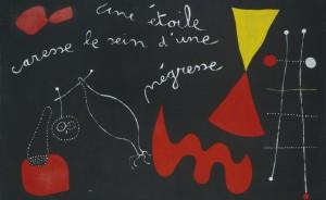 Eine große Miró-Ausstellung findet vom 13. Juni bis 27. September 2015 statt.