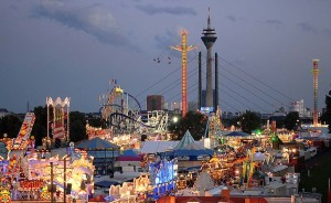 Rheinkirmes - Düsseldorf Tourismus