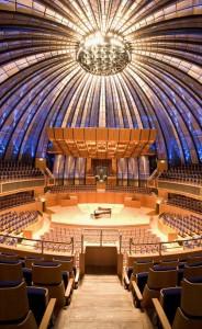 Die Düsseldorfer Tonhalle
