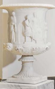 Die Medici Vase ist ein echtes Prunkstück der Kunst