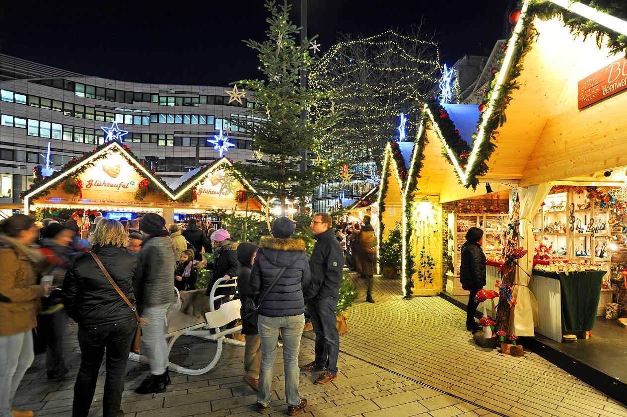Totensonntag Weihnachtsmarkt.Die Schönsten Düsseldorfer Weihnachtsmärkte
