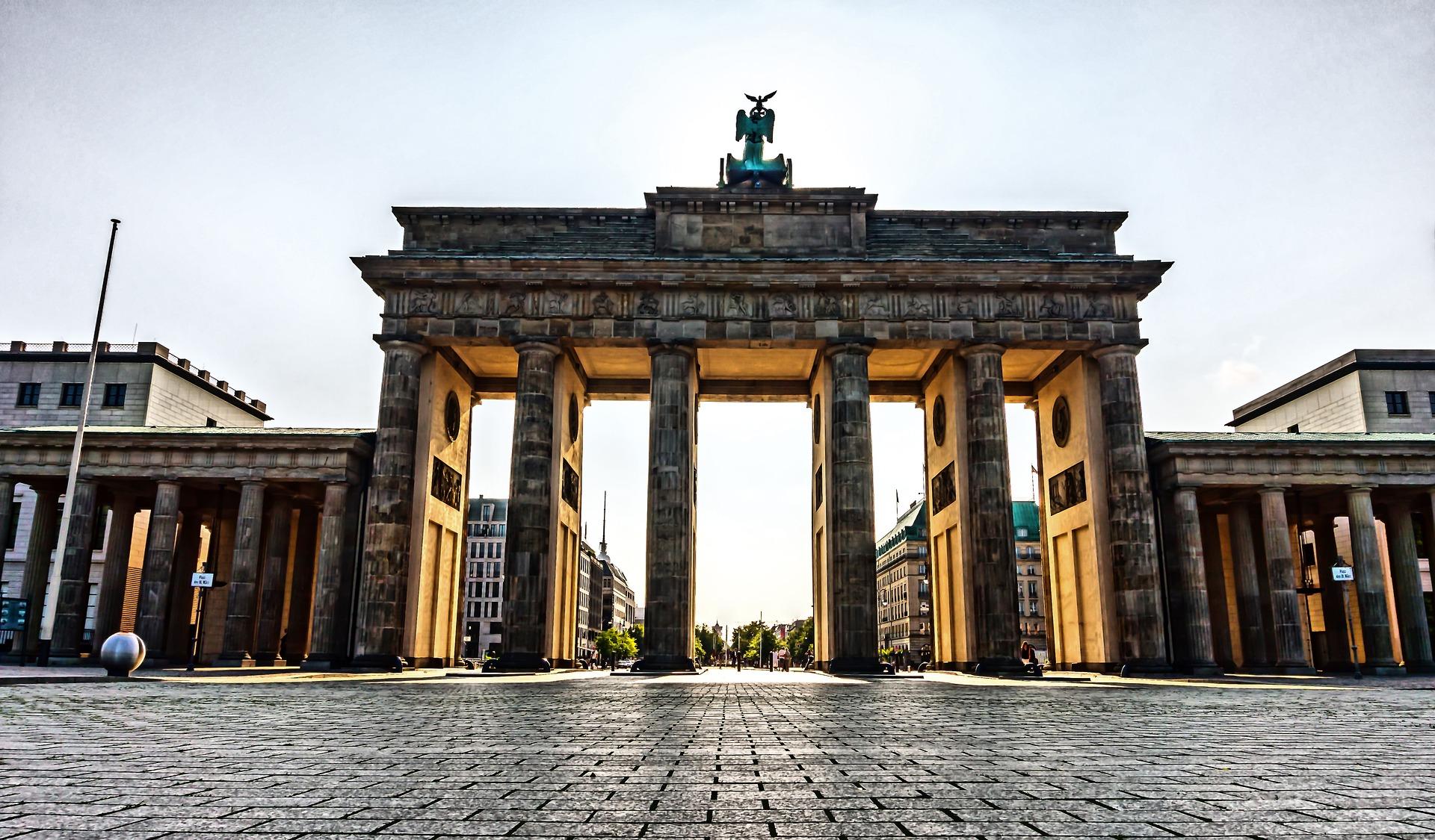 Living Hotels Blog - Brandenburger Tor in Berlin
