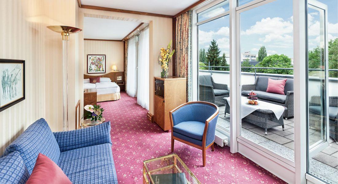 Best Western Premier Grand Hotel Russischer Hof Weimar