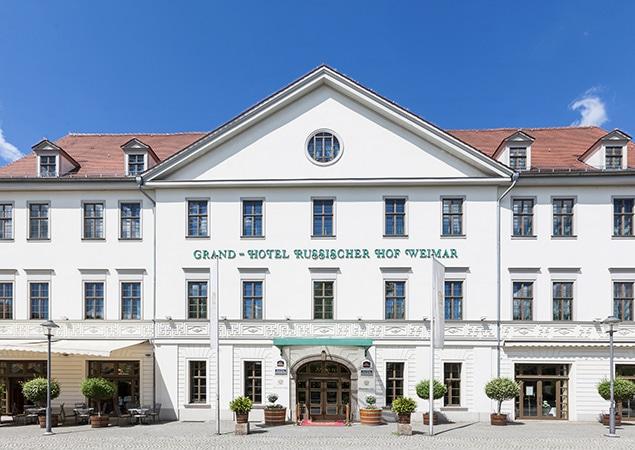 Best Western Russchischerhof Weimar
