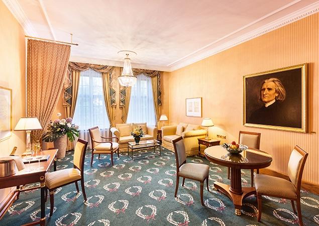 Best Western Russchischerhof Zimmer Weimar