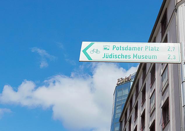 Living Hotels Blog - Berlin Museen Wegweiser