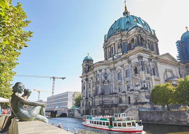 Living Hotels Blog - Berlin Museen Berliner Dom Museumsinsel