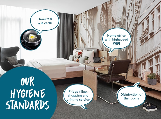 Living Hotels Hygiene Standards