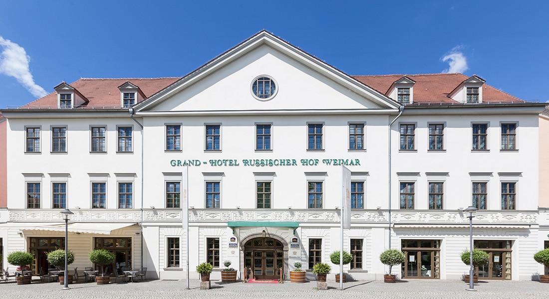 Grand Hotel Russischer Hof Weimar