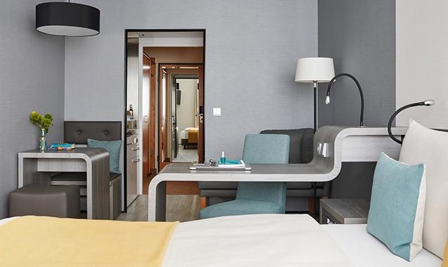 Living Hotel am Deutschen Museum München Serviced Apartment Angebot