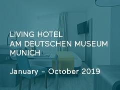 Living Hotels Renovierung München