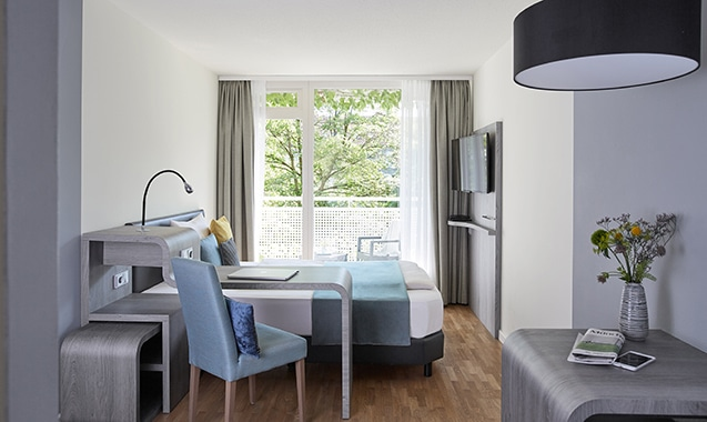 Living Hotel am Olympiapark München