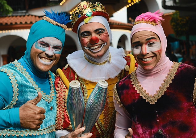 Living Hotel Blog Karneval