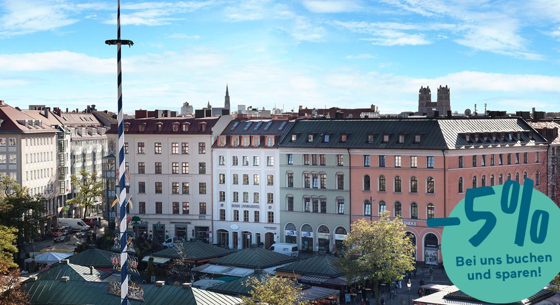 Living Hotel Das Viktualienmarkt München