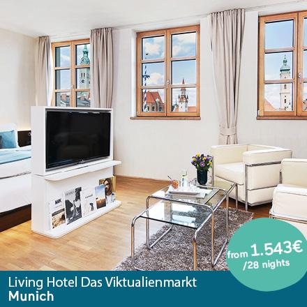 Living Hotel Das Viktualienmarkt München Special Offer Angebote