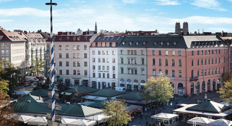 Living Hotel Das Viktualienmarkt München Serviced Apartment