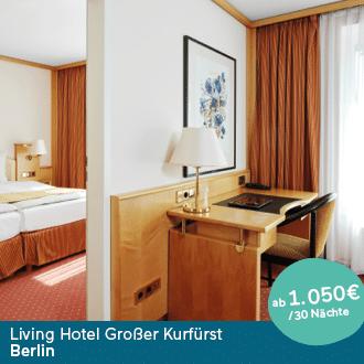 Living Hotels Apartmentangebote in Berlin