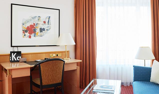 Living Hotel Großer Kurfürst Berlin Serviced Apartmennt