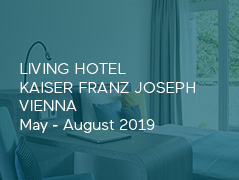 Living Hotel Kaiser Fanz Joseph Wien Renovierung