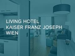 Living Hotel Kaiser Franz Joseph Wien Renovierungen