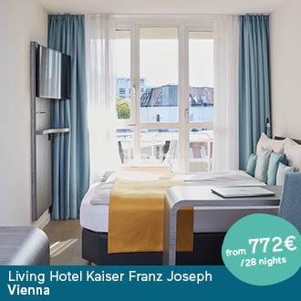 Living Hotel Kaiser Franz Joseph Wien Special Offer Angebote