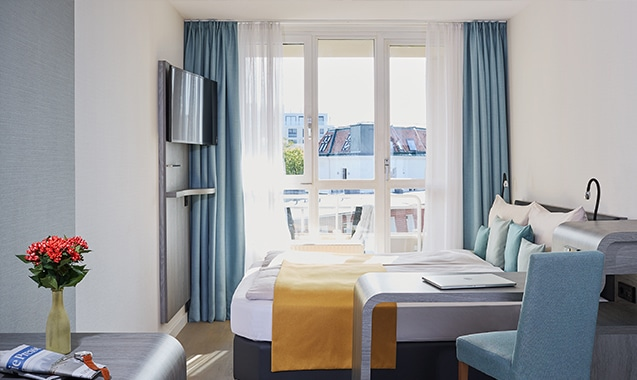 living-hotel-kaiser-franz-joseph-wien-apartment