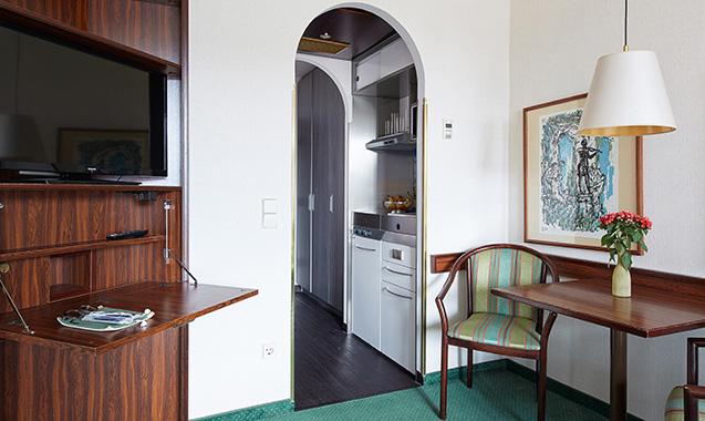 Living Hotel Kaiser Franz Joseph Wien Economy Kitchenette