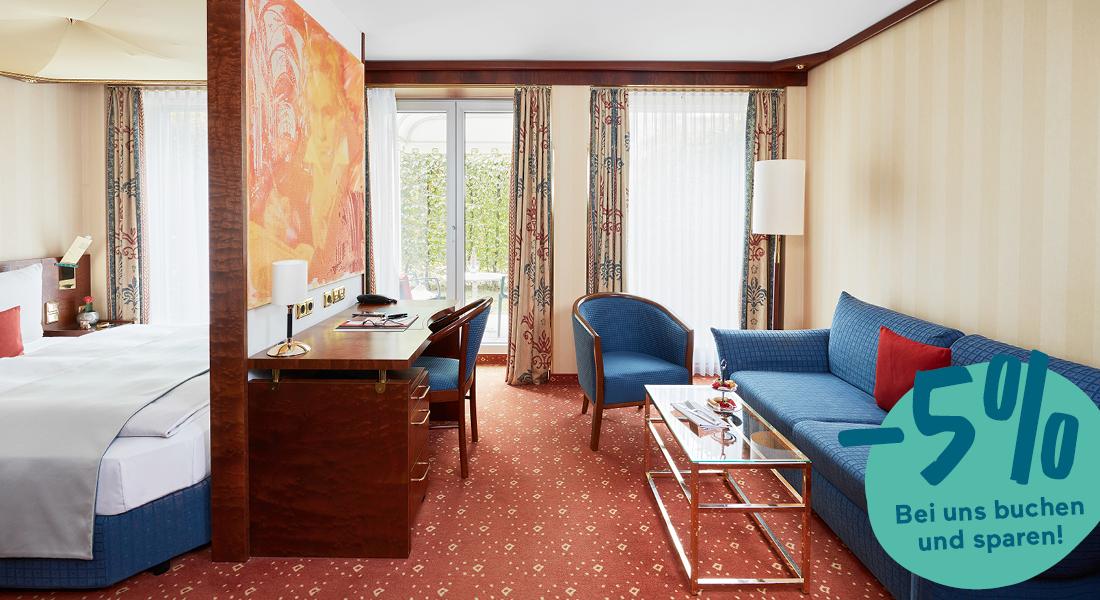 Living Hotel Kanzler Bonn