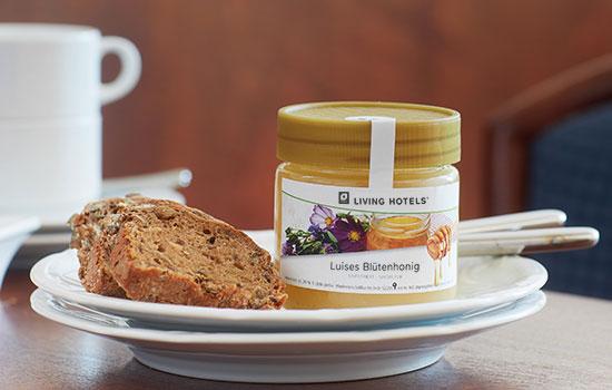 Living Hotel Nachhaltigkeit und Umwelt Bienen Honig