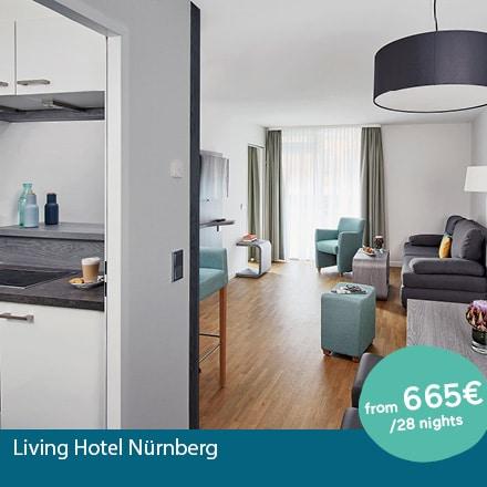 Living Hotel Nürnberg Special Offer Angebote