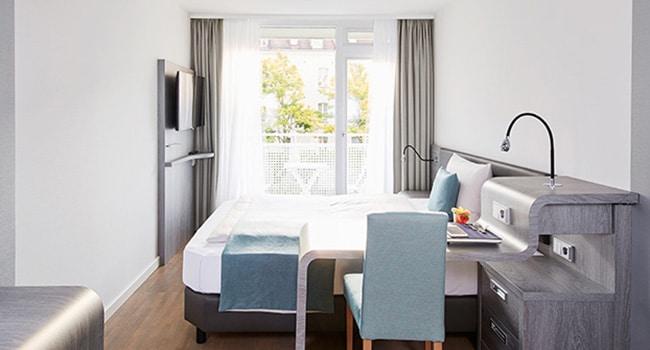 Living Hotel Nürnberg Apartment Firmenkunden