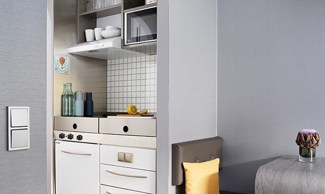 living-hotel-nuernberg-economy-kitchenette