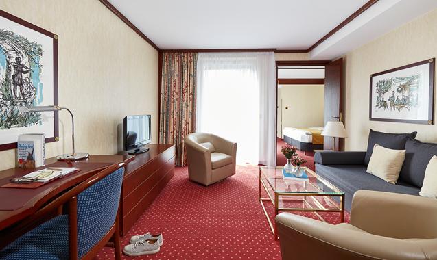living-hotel-prinzessin-elisabeth-münchen-delxue-wohnbereich