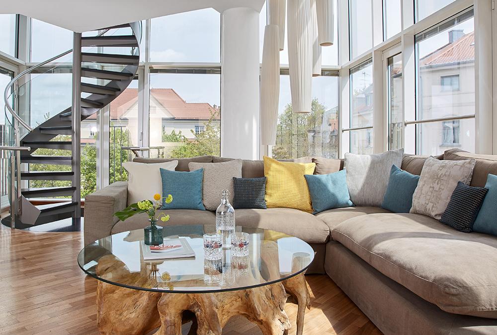 Living Hotel Prinzessin Elisabeth Penthouse Suite