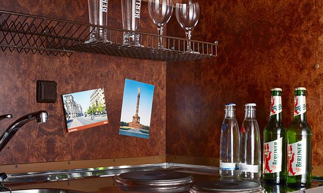 Living Hotel Weißensee Berlin Apartment