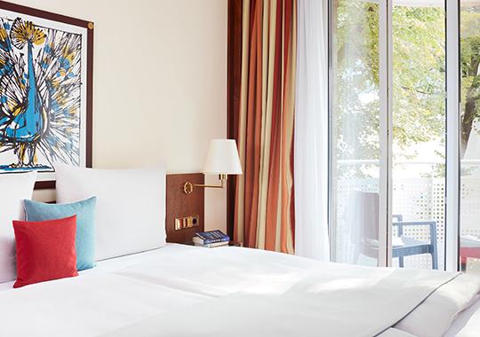 Living Hotel Weißensee Berlin