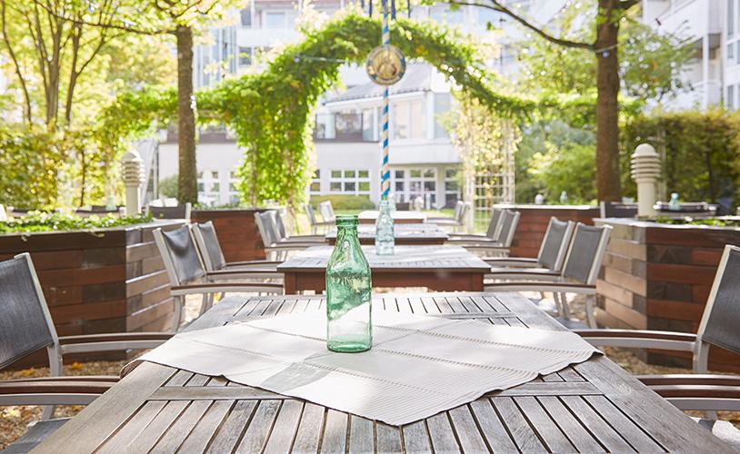 Living Hotels Tagen im Grünen