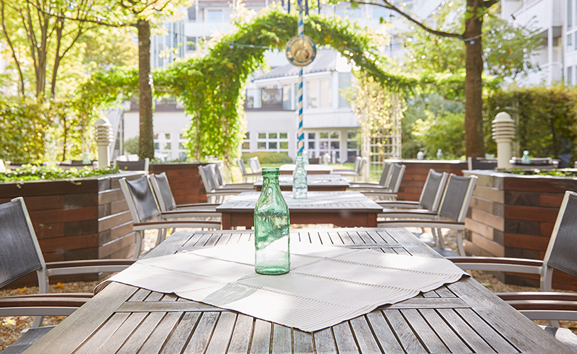 Living Hotels Angebote Tagen im Grünen Serviced Apartments