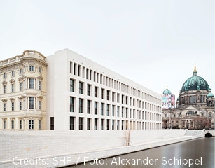 Living Hotels Berlin Humboldt Forum Stadtschloss