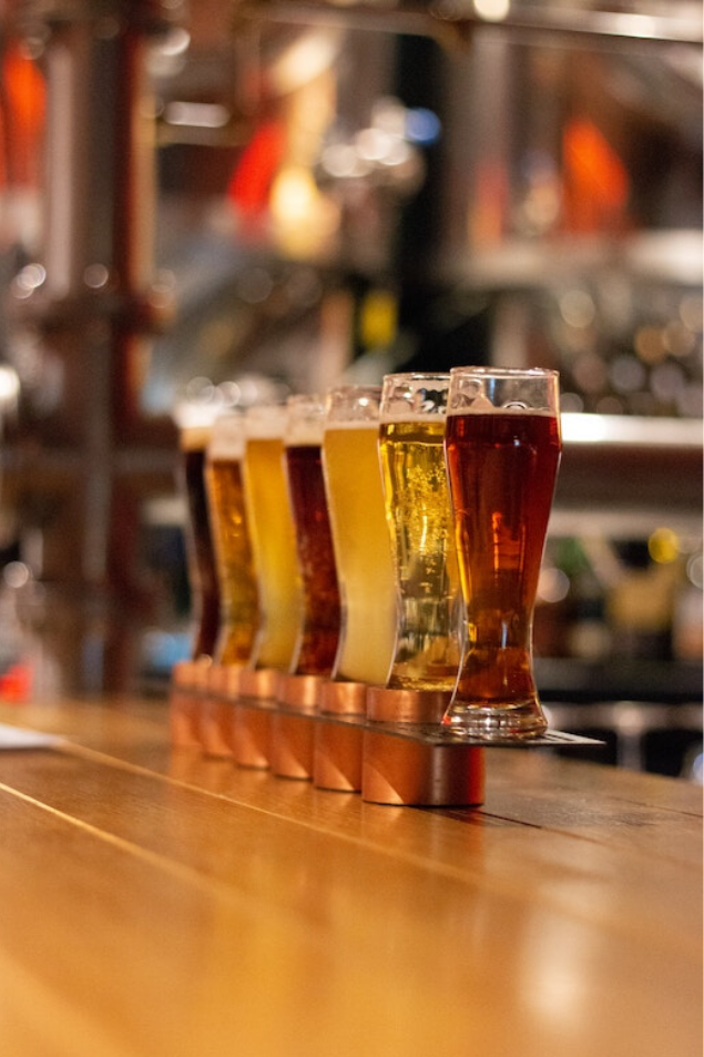 Biersorten Brauhäuser in Düsseldorf Altstadt