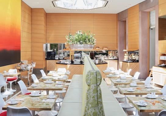 Living Hotels Blog - Frühstück Living Hotel De Medici Düsseldorf