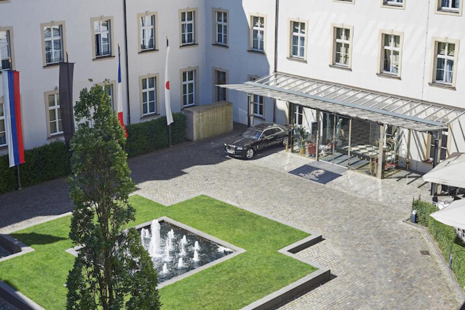 Außenansicht Living Hotel De Medici Düsseldorf
