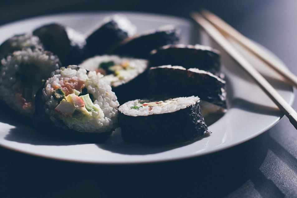 Frisches Gutes Sushi Restaurants Düsseldorf