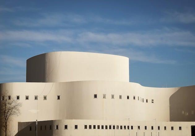 Das Schauspielhaus Düsseldorf