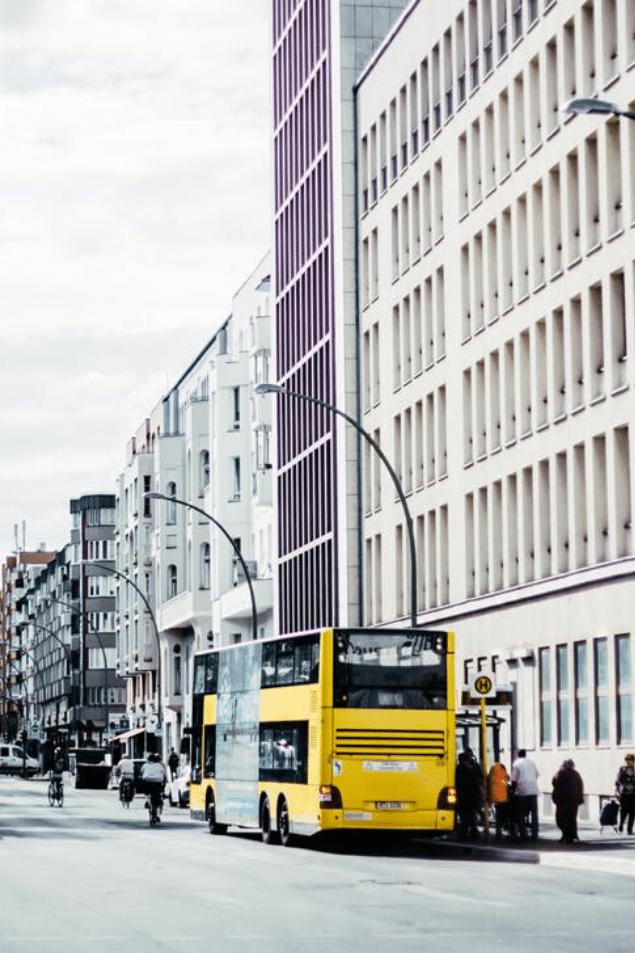 HopOn-HopOff Bus Stadtrundfahrt Düsseldorf